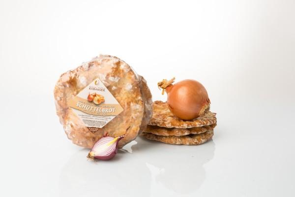 Schüttelbrot mit Zwiebel