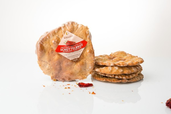Schüttelbrot mit Peperoncino